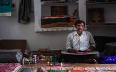 The Artists of Nathdwara